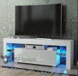 现代16mm刨花板LED电视柜