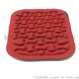 保益EVA冷熱壓異體成型各種箱包成型EVA熱壓墊