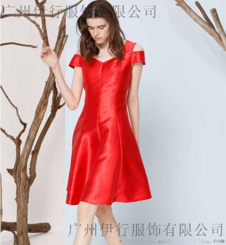哈祥喜品牌折扣货源杭州女装网上哪里有便宜走份尾货