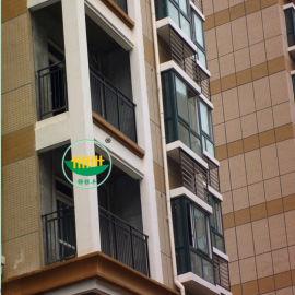 河南锌钢阳台护栏制作视频 天津锌钢阳台护栏