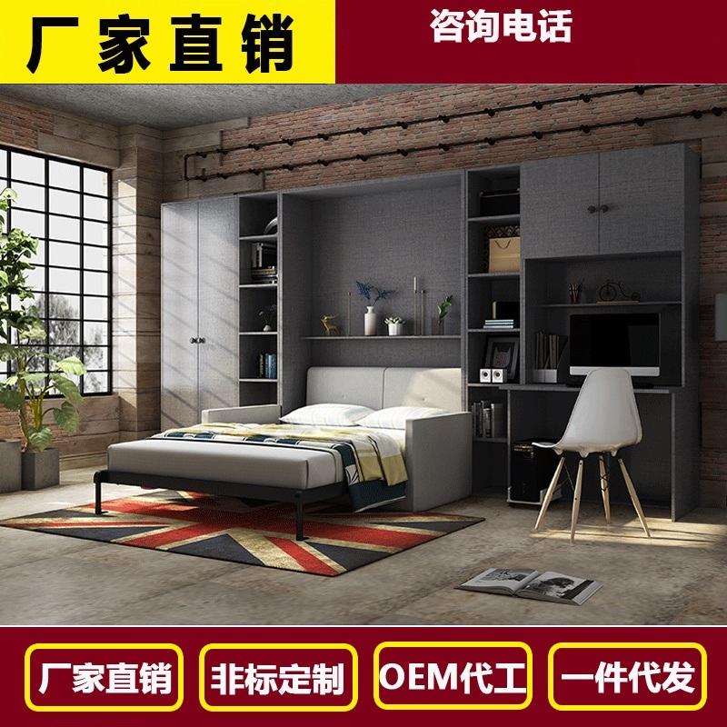壁床和榻榻米哪个好壁床装修效果图卧室照片