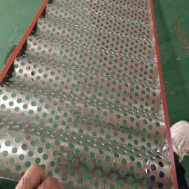 天津冲孔装饰板天津彩钢冲孔散热板天津彩钢圆孔板