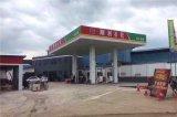 石化加油站包柱铝单板 加油站包柱铝圆角 防风铝条扣