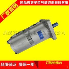 合肥长源液压齿轮泵叉车配件 北京现代齿轮油泵 CBHZ-F32-AFH6L 两边进出油