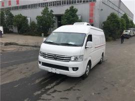 福田G9面包冷藏车大容量面包车