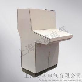 上海夺萃电气 供应 琴式操作台 斜面操作台