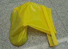 环保PEVA防雨鞋套
