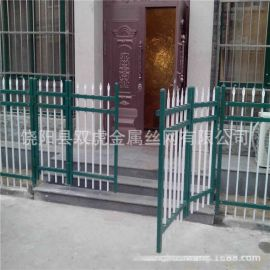 围墙铁艺护栏锌钢护栏网 沈阳栏杆铁艺护栏网厂价直销