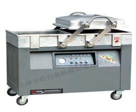 充气凹槽式双室真空包装机(DZQ-4002SB)