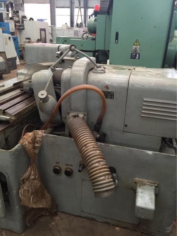 转让求购二手螺纹磨八成以上旧,汉江机床厂产螺纹磨