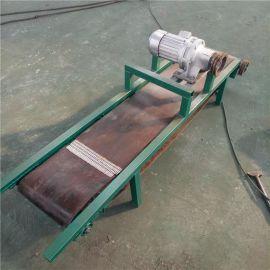 供应大倾角带式输送机 大型皮带输送机供应商 可移动皮带输送机