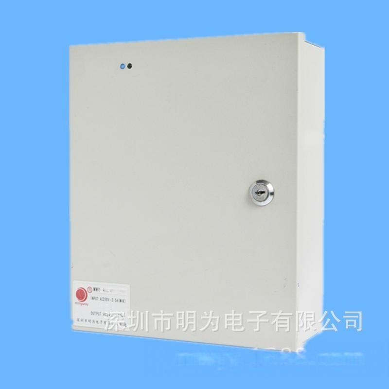 24V10A铁壳室外高速球机电源 交流防雨电源