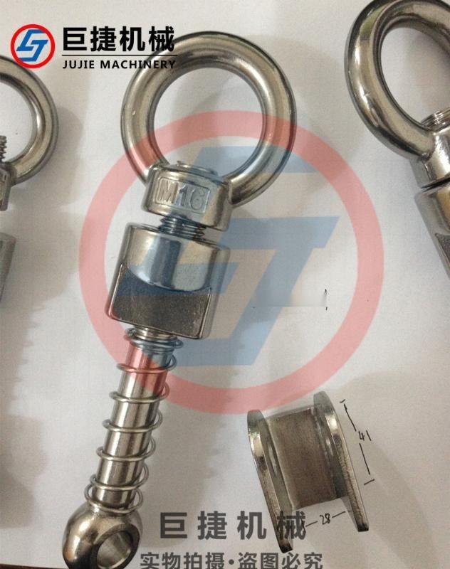 不锈钢M16吊环手轮-人孔配件、过滤器配件