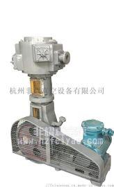 干式真空泵,无油立式往复式真空泵