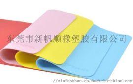 工厂直销耐高温硅胶餐垫 绿色环保 防静电稳定