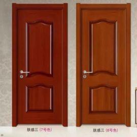 工厂定制木门房间门书房门浴室门工程木门
