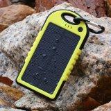 户外运动太阳能移动电源 便携式充电宝苹果手机充电器