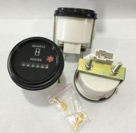 蓝茵LY-748工程车发电机工业计时器累时器汽车仪表计时器