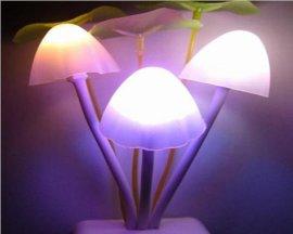 硅胶仿真蘑菇灯罩