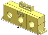 三合一低壓電流互感器 安科瑞直銷 AKH-0.66/Z Z-3*φ20 200/1A 100/1A 150/1A