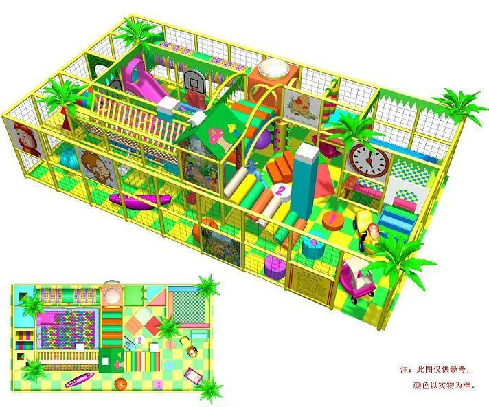 游乐设施儿童游乐玩具淘气堡