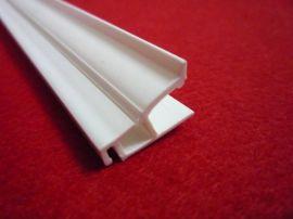 PVC型材 聚氯乙烯挤出件,门窗型材,PVC挤出异型材,塑料件加工