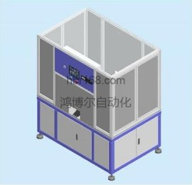 圆柱式电池超级电容器设备生产线,全自动电芯整形机,数控精密整形机