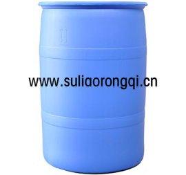 120升圆形小口塑料桶