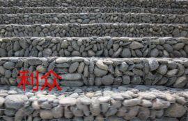 阶梯式河道边坡防护雷诺护垫  六边形河道岸坡加固雷诺护垫  雷诺护垫护坡护岸