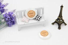 酒店一次性香皂厂家直销 宾馆客房用品小肥皂批发 15克圆形香皂