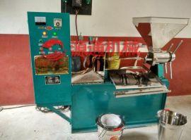 北碚区油菜籽榨油机应用广泛菜籽榨油机现货供应