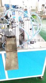 pvc管接头 全自动旋盖机 PPR塑料管接头 自动化组装活接头设备