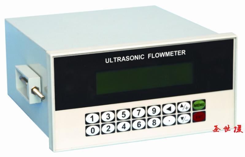 **圣世援TUF-2000S插入式超声波流量计
