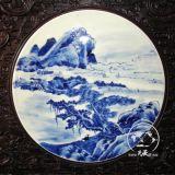 景德鎮制青花瓷瓷板畫個性定製
