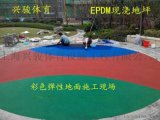 EPDM运动场材料,幼儿园EPDM塑胶地坪