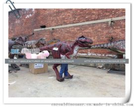 仿真恐龙服生产厂家|恐龙皮套销售工厂