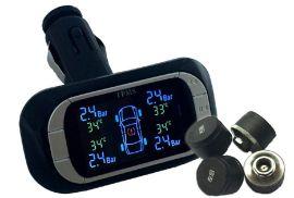 吉特兴无线胎压监测系统TPMS点烟器款厂家直销
