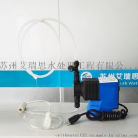 水处理缓蚀剂加药泵/阻垢剂加药泵-苏州计量泵-供应帕斯菲达电磁隔膜计量泵
