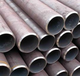 无锡大小口径薄壁管现货 扬州Q345B冷拔精密无缝钢管 镀锌管