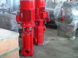 济南xbd消防泵 铸铁立式多级消防泵 xbd11.8/1.67-40*10 厂家直销