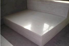 乳白色PP板 PP板白色 无毒环保白色PP板材 聚丙烯塑料绝缘板