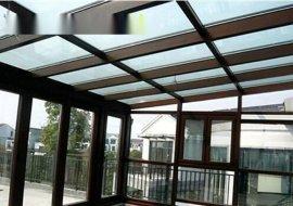 封阳台,铝包木门窗、别墅铝木门窗平开窗**美观密封严密