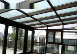 封陽臺,鋁包木門窗、別墅鋁木門窗平開窗高檔美觀密封嚴密