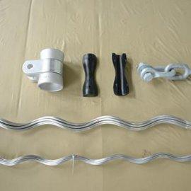 光缆金具厂曲阜鲁电新疆内蒙地区  预绞式悬垂线夹价格悬垂串