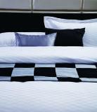 酒店、宾馆60*40S贡缎套件