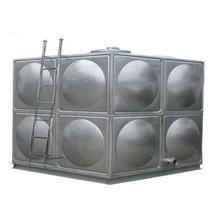 不锈钢水箱华厦方形保温水箱消防水箱订制家用蓄水箱水塔不锈钢水箱