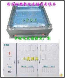 塑料模 三相一电表箱模具生产地址