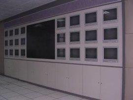 北京中泽凯达专业设计豪华款电视墙