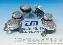 供应TM22手动复位温控器,自动复位热保护器厂家直销价格