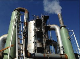 襄阳先天下锰渣煅烧烟气脱硫制备硫酸锰/电解锰